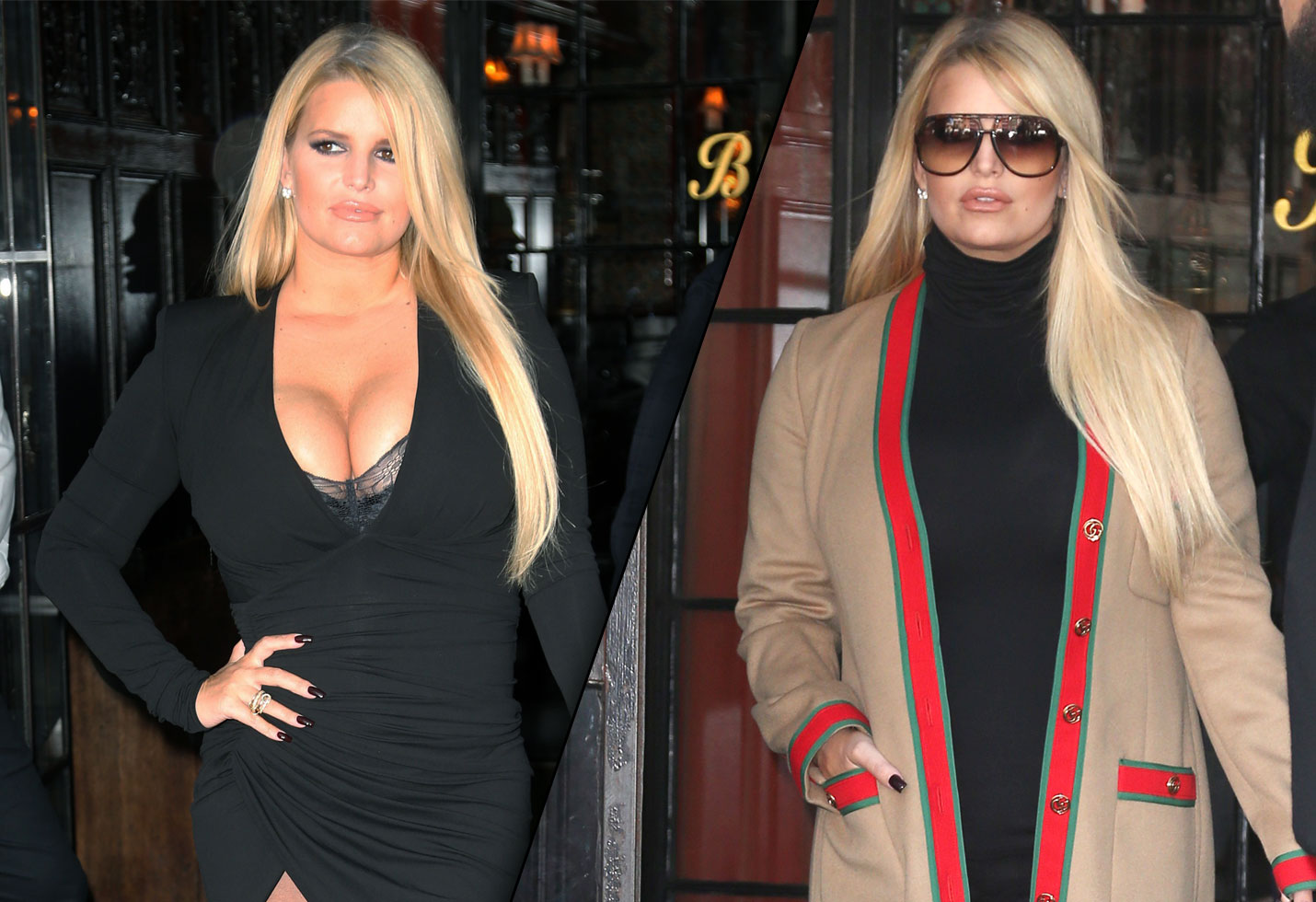Jessica Simpson Shows Off 100-Lb. Post-Baby Weight Loss ...