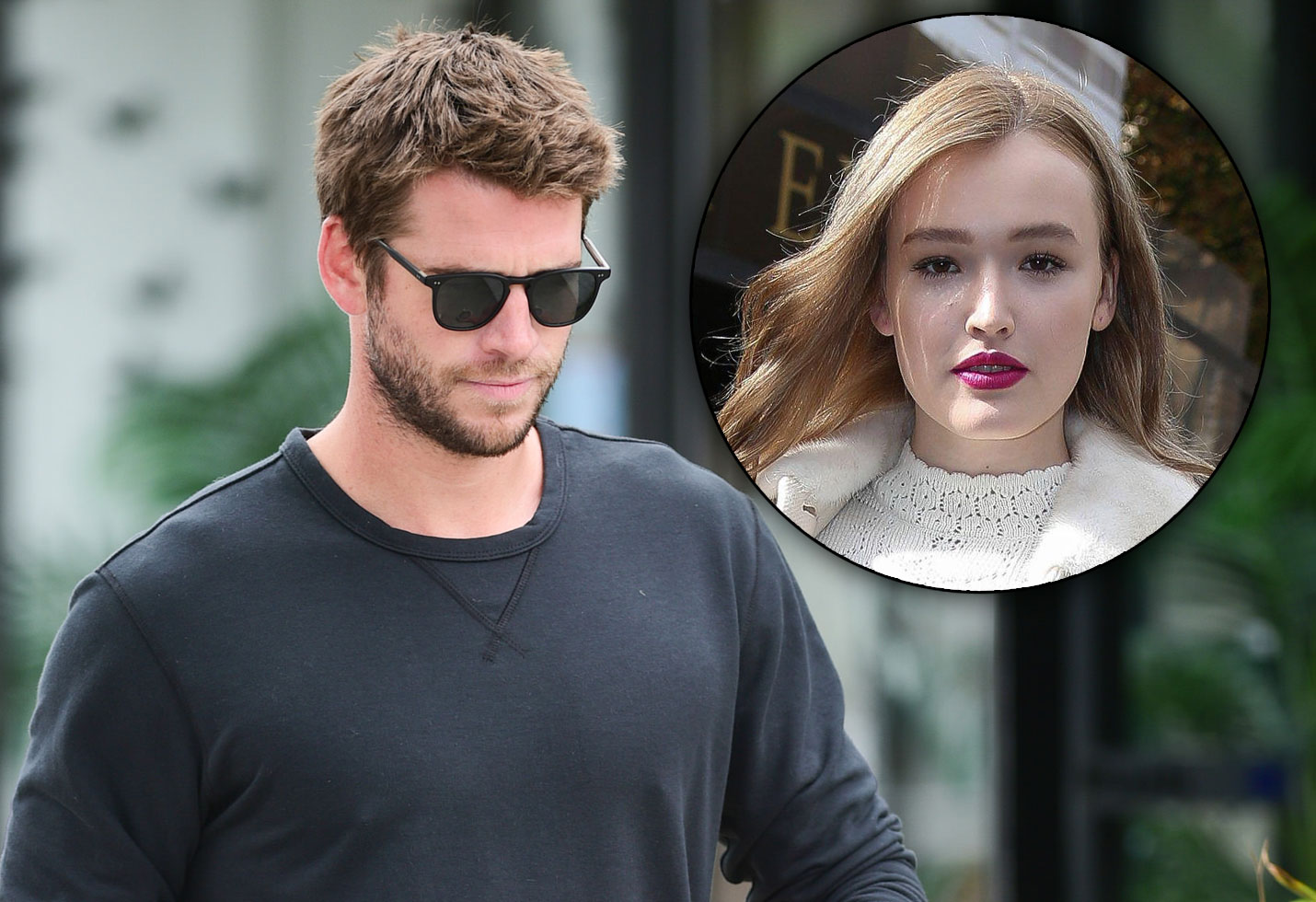 Is Maddison Brown Liam Hemsworth's New GF After Miley ...