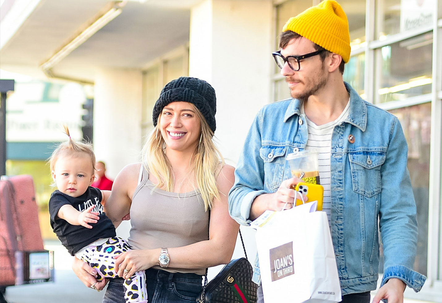 -PICTURED: Hilary Duff, Matthew Koma