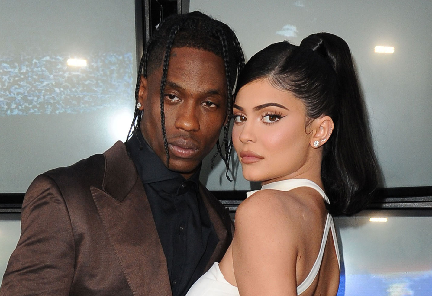 -PICTURED: Kylie Jenner, Travis Scott