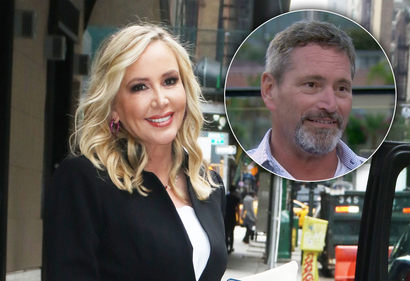 Shannon Beador and Duff Evans