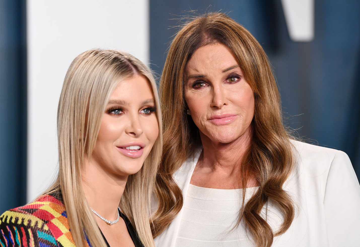 -PICTURED: Sophia Hutchins, Caitlyn Jenner
