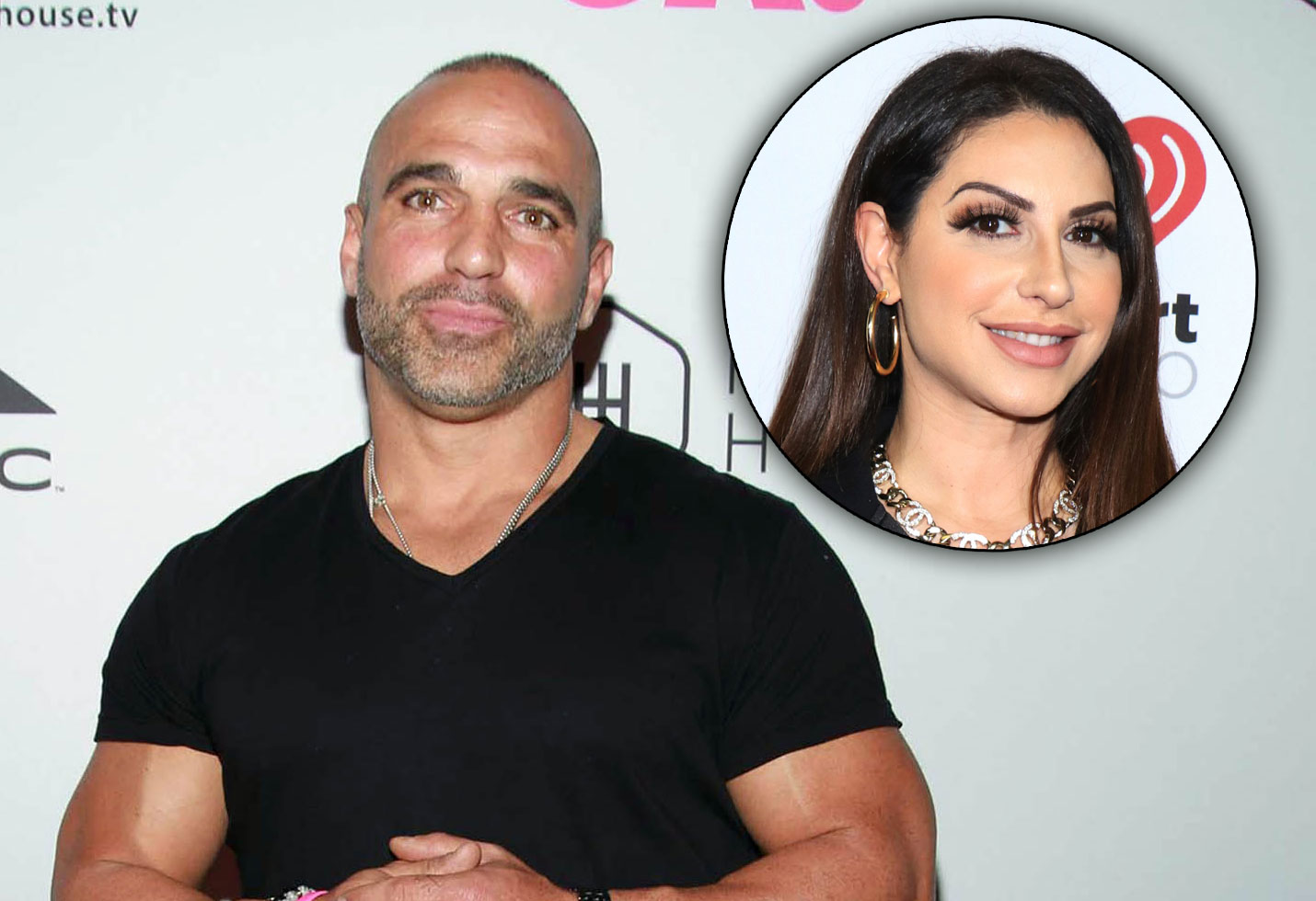 Jennifer Aydin and Joe Gorga