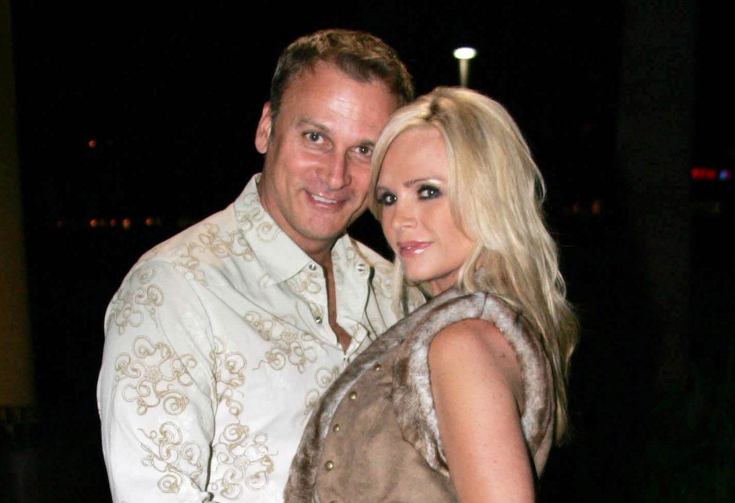 Tamra Judge and Simon Barney